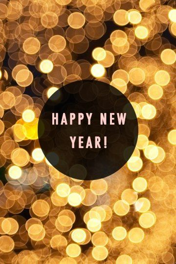 Happy New Year to our fabulous followers and all pinners worldwide. Have a wonderful new year, cheers!